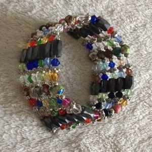 Jewelry - Magnetic beaded bracelet/necklace